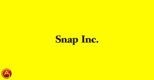 تغيير اسم سناب شات الى Snap Inc
